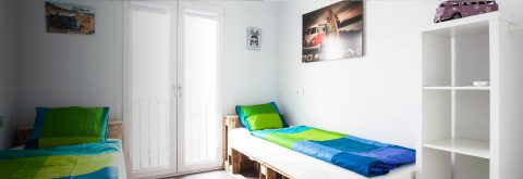 Bulli double room with balcony